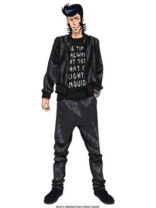SPACE☆DANDYさんの「PUMA for VANQUISH フラワートラックジャケット(VANQUISH|プーマ)」を使ったコーディネート