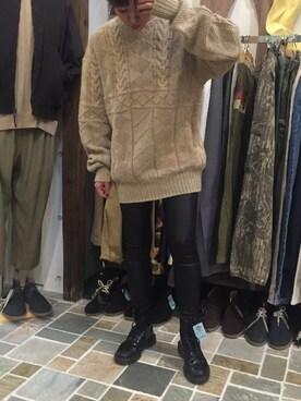 WHO'S WHO gallery 大阪店|kana fujikawaさんの(POLO RALPH LAUREN)を使ったコーディネート