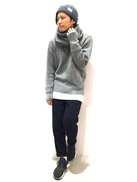 RAGEBLUEイオンモール広島府中店|ara-musyaさんの「ケーブルワッチ/570386(RAGEBLUE)」を使ったコーディネート