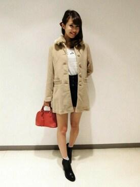 Heather 渋谷パルコ店|Heather 渋谷パルコ店 STAFFさんのコーディネート