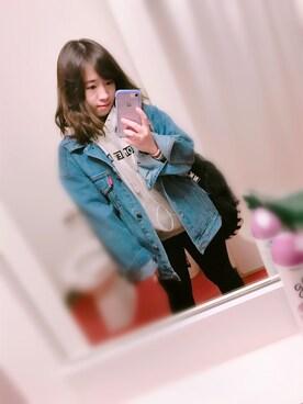 (chuu) using this メイ looks