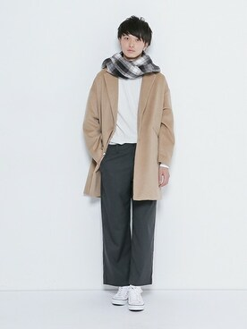 SENSE OF PLACE by URBAN RESEARCH|SENSE OF PLACE ONLINE STOREさんのコーディネート