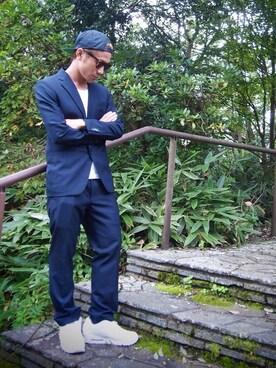 miyagさんの(narifuri|ナリフリ)を使ったコーディネート