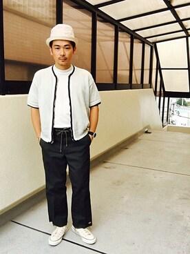 達磨仁さんの(JOURNAL STANDARD|ジャーナルスタンダード)を使ったコーディネート