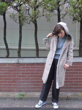 石川 瑠利子さんの(MILKFED.|ミルクフェド)を使ったコーディネート
