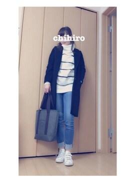 CHIHIROさんの(MURUA|ムルーア)を使ったコーディネート