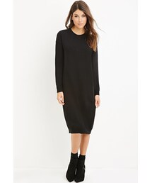 Forever 21「FOREVER 21 Midi Sweater Dress(One piece dress)」