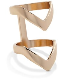 Forever 21「FOREVER 21 Cutout Chevron Ring(Ring)」