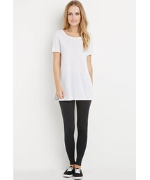 Forever 21「FOREVER 21 Nylon-Blend Leggings(Leggings)」