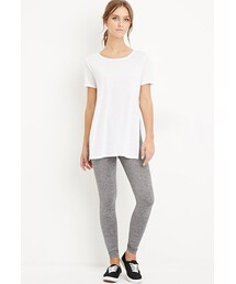 Forever 21「FOREVER 21 Stretch Knit Leggings(Leggings)」