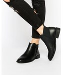 Monki | Monki Clean Ankle Boots(Boots)