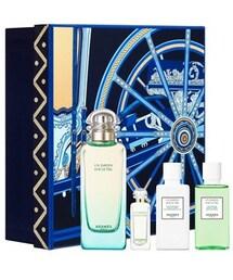 Hermes「HERMÈS Un Jardin sur le Nil - Eau de toilette fêtes en Hermès set(Fragrance)」