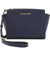 MICHAEL Michael Kors「MICHAEL Michael Kors Selma Medium Messenger(Backpack)」
