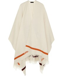 Rag and Bone「Rag & bone Rag & Bone Ines Striped Wool-Blend Wrap(Knitwear)」