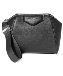Givenchy「Givenchy 'Antigona' Leather Zip Pouch(Clutch)」
