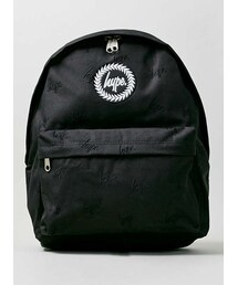 Hype「Hype Black Backpack*(Backpack)」