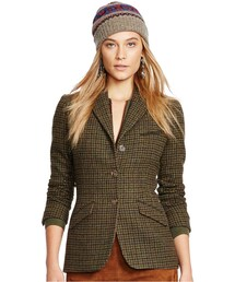 Polo Ralph Lauren「Polo Ralph Lauren Tweed Riding Jacket(Tailored jacket)」