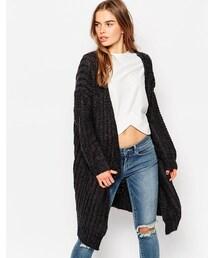 Vero Moda「Vero Moda Maxi Cardigan(Cardigan)」