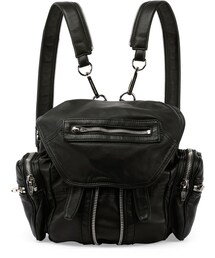 Alexander Wang「Alexander Wang Marti Nylon Backpack, Black(Backpack)」