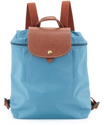 Longchamp「Longchamp Le Pliage Nylon Backpack, Iceblue(Backpack)」