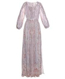Zimmermann「Zimmermann Arcadia paisley-print silk-chiffon gown(One piece dress)」