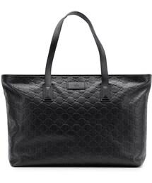 Gucci「Gucci Guccissima Leather Tote Bag, Black(Tote)」