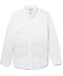 Visvim「Visvim Lungta Cotton and Linen-Blend Shirt(Shirts)」