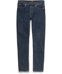 A.P.C.(アー・ペー・セー)の「A.P.C. Petit Standard Slim-Fit Selvedge Denim Jeans(デニムパンツ)」
