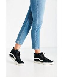 Vans「Vans Sk8-Hi Fleece Sneaker(Sneakers)」