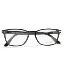 Tom Ford「Tom Ford Square-Frame Matte-Acetate Optical Glasses(Glasses)」