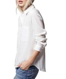 Topshop「Topshop 'Olivia' Button Front Shirt(Shirts)」