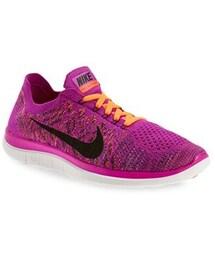 Nike「Nike 'Free 4.0 Flyknit' Running Shoe (Women)(Sneakers)」