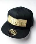 Palette TOKYO(パレットトーキョー)の「Palette SNAPBACK CAP(GOLD)(キャップ)」