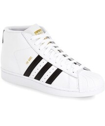 adidas「adidas 'Pro Model' High Top Sneaker (Women)(Sneakers)」