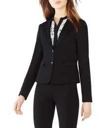 BCBGMAXAZRIA「BCBGMAXAZRIA 'Teran' Ponte Blazer(Tailored jacket)」