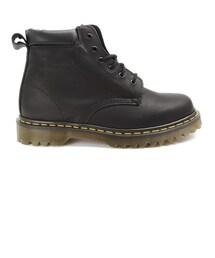 DR MARTENS「939 Black Leather Boots(Shoes)」