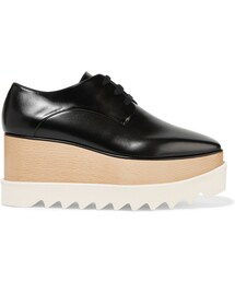 Stella McCartney「Stella McCartney Stella Mccartney Faux Leather Platform Brogues(Other Shoes)」
