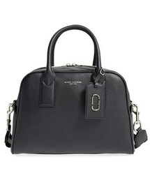 Marc Jacobs(マークジェイコブス)の「MARC JACOBS 'Gotham City' Bauletto Leather Satchel(ショルダーバッグ)」