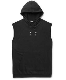 Raf Simons「Raf Simons Isolated Heroes Oversized Printed Cotton Hoodie(Sweatshirt)」