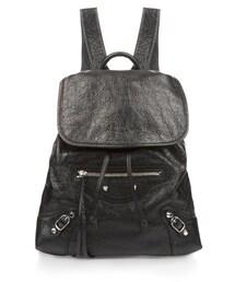 Balenciaga「BALENCIAGA Classic Traveller leather backpack(Backpack)」