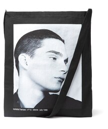 Raf Simons(ラフシモンズ)の「Isolated Heroes Printed Cotton Tote Bag(バッグ)」