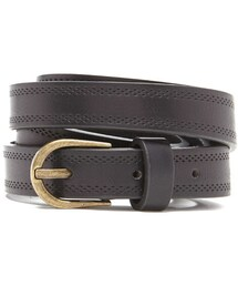 Forever 21「FOREVER 21 skinny faux leather belt(Belt)」