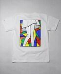 Palette TOKYO(パレットトーキョー)の「VETRATA LADY TEE(WHITE)(Tシャツ・カットソー)」
