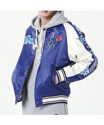 RMTC「BOLYMPICK SOUVENIR JACKET_BLUE(Outerwear)」