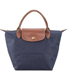 Longchamp「Longchamp Le Pliage Small Handbag, New Navy(Tote)」