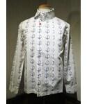 POESIA WEAR | [ POESIA WEAR] Doctor shirt / ラウンドカラー(Tシャツ・カットソー)