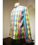 POESIA WEAR | [ POESIA WEAR] Doctor shirt / スタンドカラー(シャツ・ブラウス)