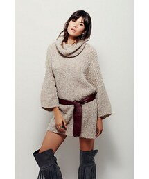 Free People「Free People Womens Extreme Cowl(Knitwear)」