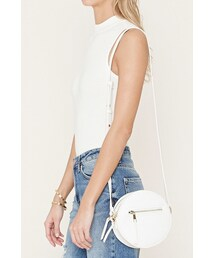 Forever 21「FOREVER 21 faux leather crossbody(Shoulderbag)」