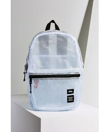 Stussy「Stussy Clear Tarpaulin Lawson Backpack(Backpack)」